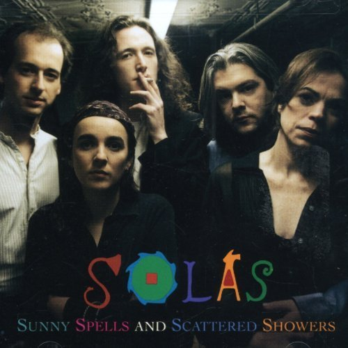 Solas Sunny Spells & Scattered Showe