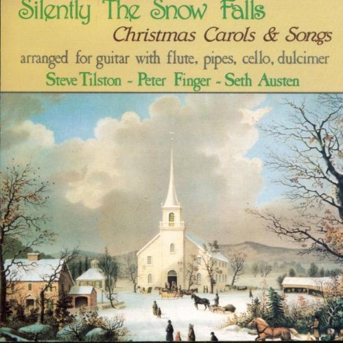 Silently The Snow Falls Christmas Carols & Songs