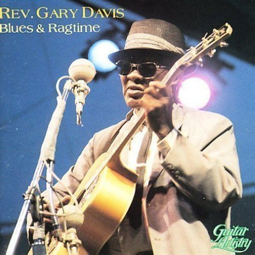 Rev. Gary Davis Blues & Ragtime