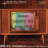 Television's Greatest Hits Vol. 5 In Living Color Dating Game Hong Kong Phooey Television's Greatest Hits