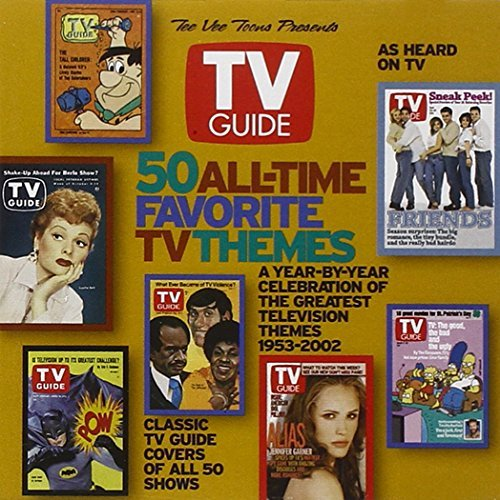 Tv Guide 50 All Time Favorite Tv Guide 50 All Time Favorite Incl. Booklet