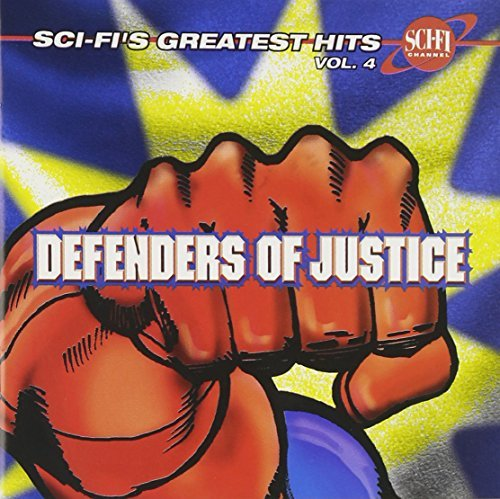 Sci Fi's Greatest Hits Vol. 4 Defenders Of Justice Batman Spider Man Terminator Sci Fi's Greatest Hits