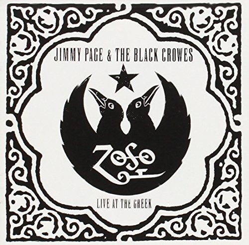 Jimmy & Black Crowes Page Live At The Greek 2 CD Set Incl. Bonus Tracks