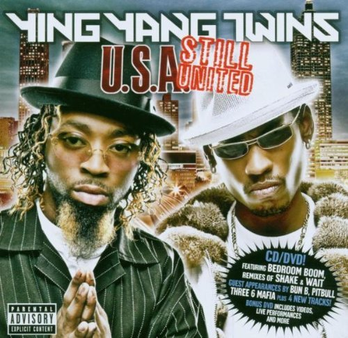 Ying Yang Twins U.S.A. Still United Explicit Version Incl. Bonus DVD
