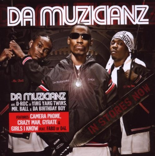Da Muzicianz Da Muzicianz Explicit Version Import Eu