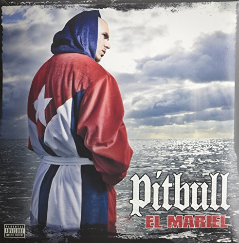 Pitbull El Mariel Explicit Version 2 Lp Set