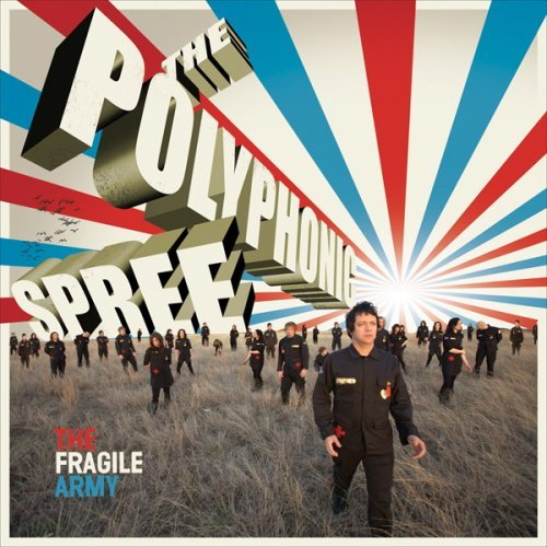 Polyphonic Spree Fragile Army Special Ed. Incl. Bonus DVD Patch