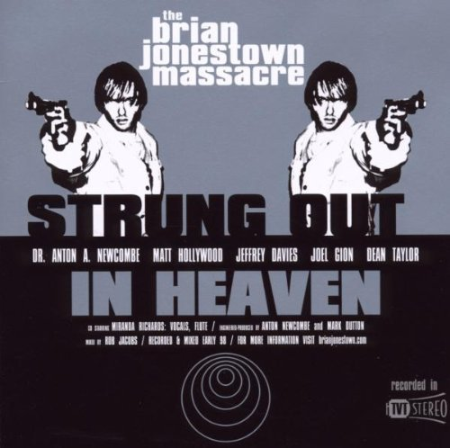 Brian Jonestown Massacre Strung Out In Heaven W Tambourine