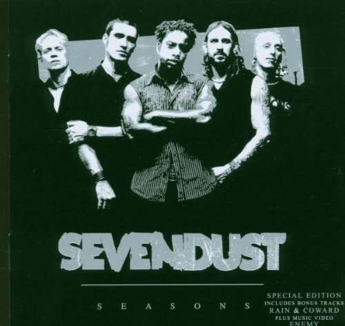 Sevendust Seasons Explicit Version Incl. Bonus DVD