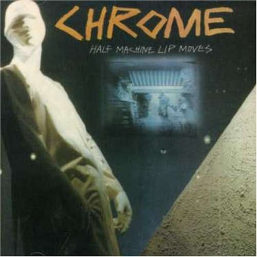 Chrome Half Machine Lip Moves