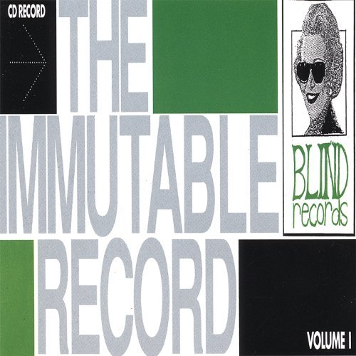 Immutable Record Vol. 1 Immutable Record Immutable Record