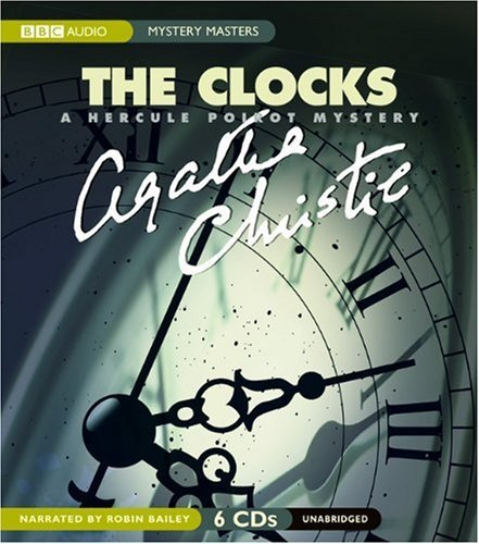 Agatha Christie The Clocks A Hercule Poirot Mystery