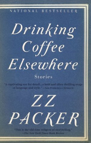 Zz Packer Drinking Coffee Elsewhere