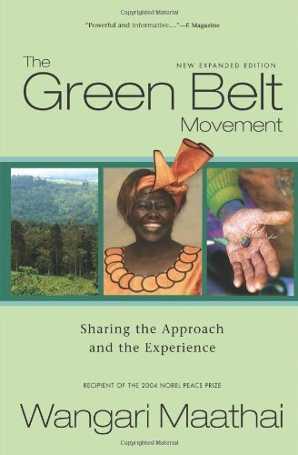 Wangari Maathai The Green Belt Movement Sharing The Approach And The Experience