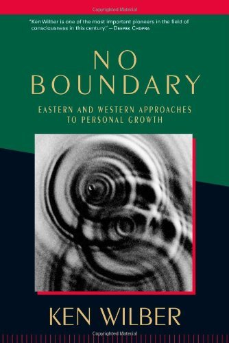 Ken Wilber No Boundary Eastern And Western Approaches To Personal Growth Revised