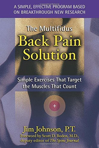 Jim Johnson Multifidus Back Pain Solution Remastered