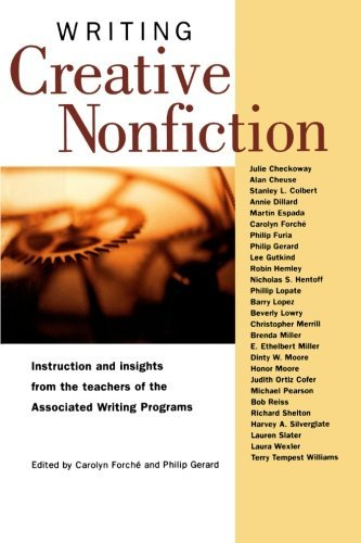 Philip Gerard Writing Creative Nonfiction