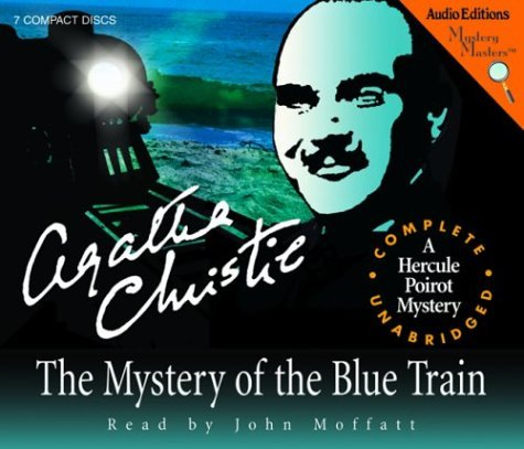 Moffatt John Christie Agatha The Mystery Of The Blue Train A Hercule Poirot My