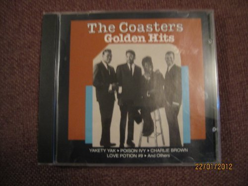 Coasters Golden Hits Int600 9708 Itc