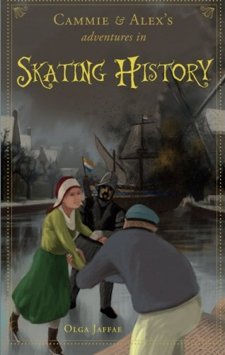 Olga Jaffae Cammie & Alex's Adventures In Skating History