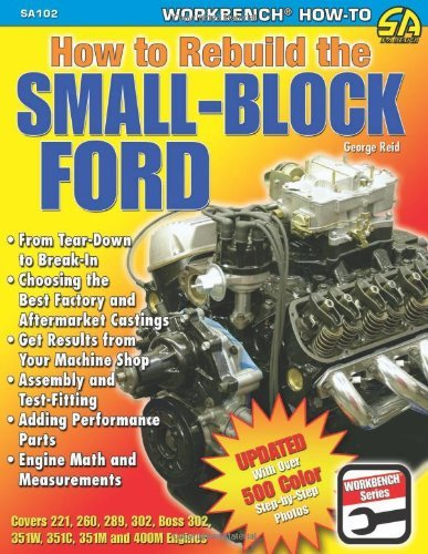 George Reid How To Rebuild The Small Block Ford