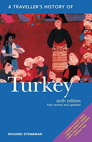 Richard Stoneman A Traveller's History Of Turkey 0004 Edition;revised And Upd