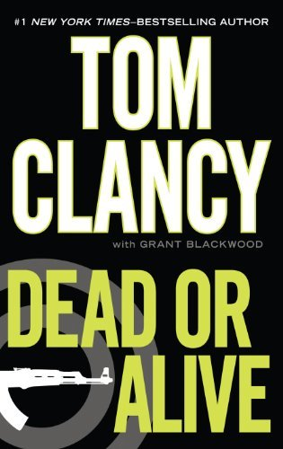 Tom Clancy Dead Or Alive Large Print
