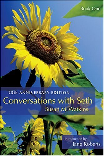 Susan M. Watkins Conversations With Seth 25th Anniversary Edition Vol. 1 0025 Edition;