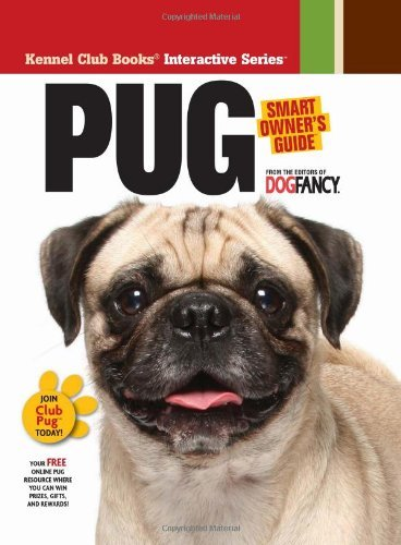 Dog Fancy Magazine Pug