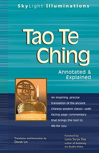 Derek Lin Tao Te Ching Annotated & Explained