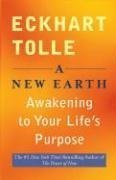 Eckhart Tolle A New Earth Awakening To Your Life's Purpose Large Print