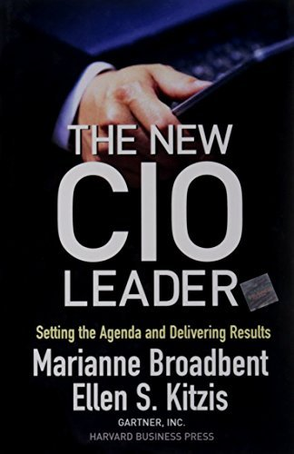 Marianne Broadbent The New Cio Leader Setting The Agenda And Delivering Results
