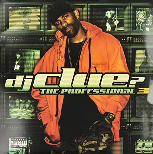Dj Clue Professional 3 Explicit Version 2 Lp Set