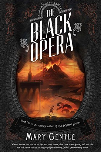 Mary Gentle The Black Opera
