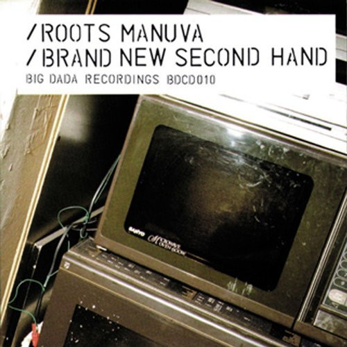 Roots Manuva Brand New Second Hand
