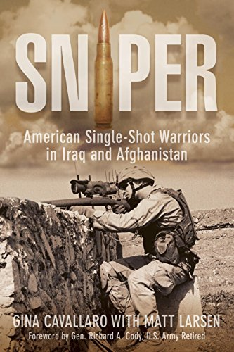 Gina Cavallaro Sniper American Single Shot Warriors In Iraq And Afghani