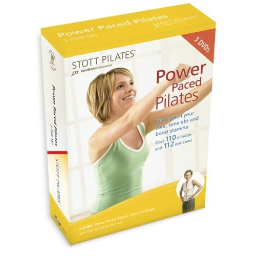 Stott Pilates Power Pilates ( Stott Pilates Power Pilates (