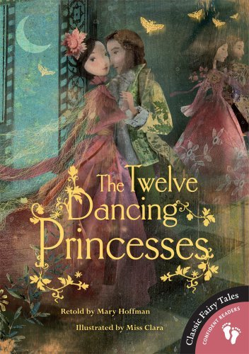 Mary Hoffman The Twelve Dancing Princesses