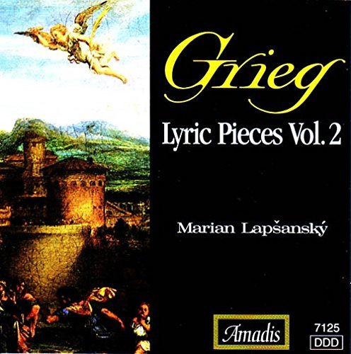 E. Grieg Lyric Pieces Vol. 2 Lapsansky*marion (pno)