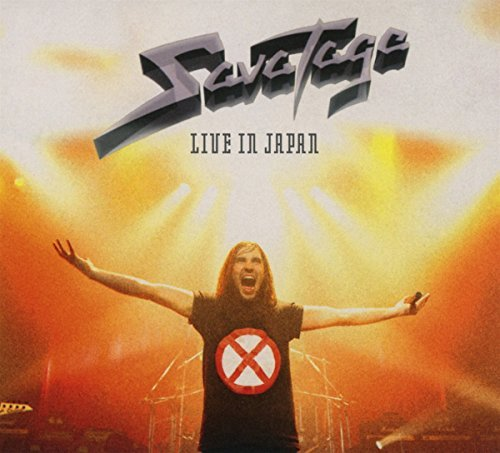 Savatage Live In Japan '94 (re Issue) Import Gbr Digipak