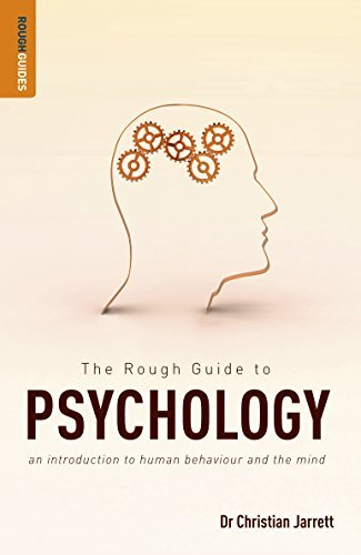 Christian Jarrett The Rough Guide To Psychology