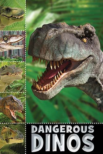 Sarah Creese Dangerous Dinos