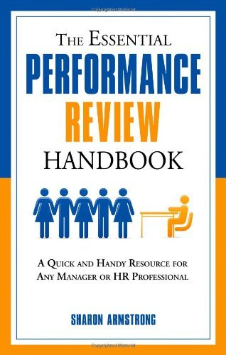 Sharon Armstrong The Essential Performance Review Handbook