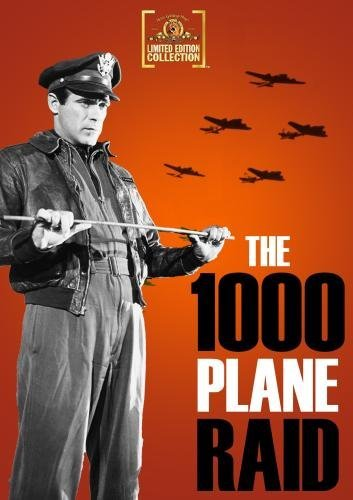 1000 Plane Raid George Stephens Cannon DVD Mod This Item Is Made On Demand Could Take 2 3 Weeks For Delivery