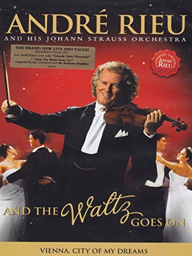 Andre Rieu And The Waltz Goes On Import Eu