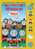 10 Years With Double Trainsing Thomas & Friends Nr