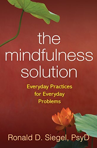 Ronald D. Siegel Mindfulness Solution The Everyday Practices For Everyday Problems