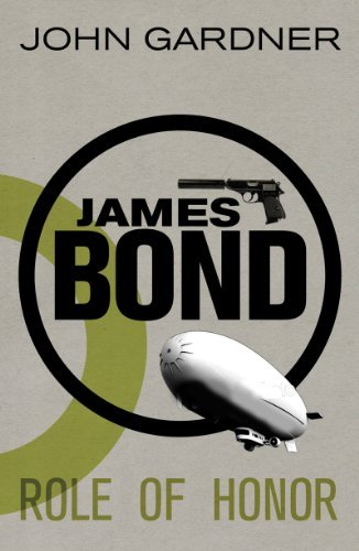 John Gardner James Bond Role Of Honor
