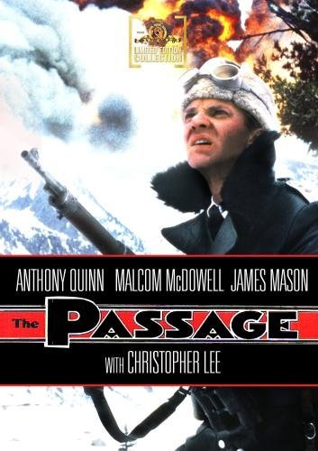 Passage Quinn Mason Mcdowell DVD Mod This Item Is Made On Demand Could Take 2 3 Weeks For Delivery