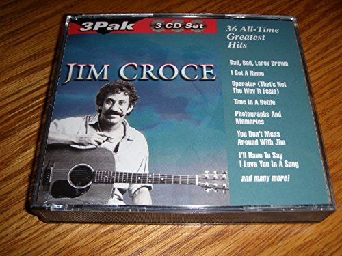 Jim Croce Thirty Six All Time Greatest